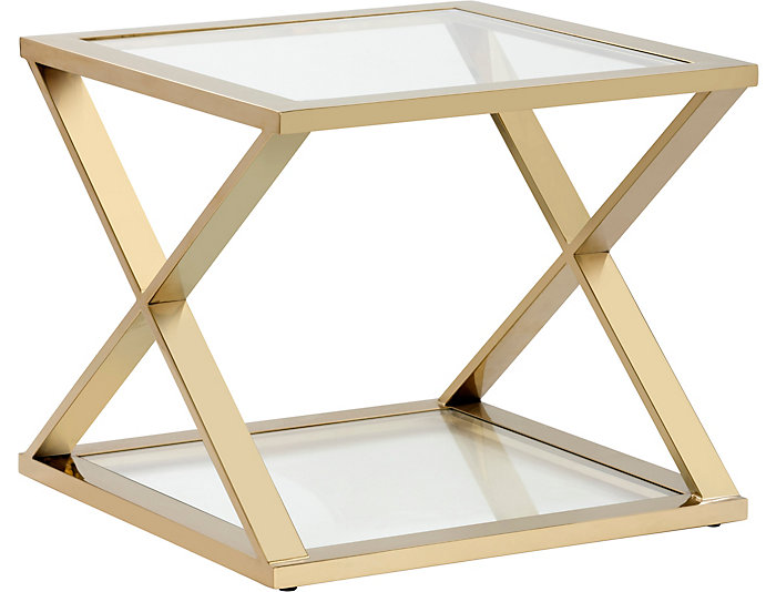 Gotham End Table, , large