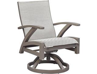Torino Swivel Chair, , large