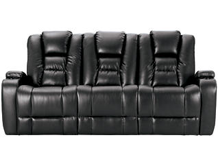 Brilliant Dylan Power Reclining Leather Sofa Gamerscity Chair Design For Home Gamerscityorg