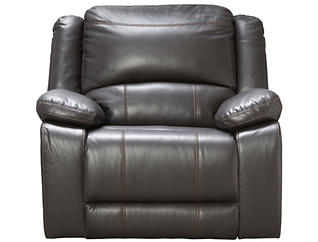 Wyatt Power Glider Recliner, , large