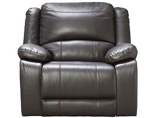 Wyatt Glider Recliner, , large