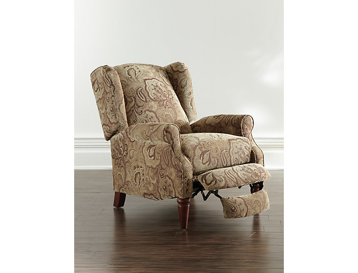 Hearth Press Back Recliner, , large