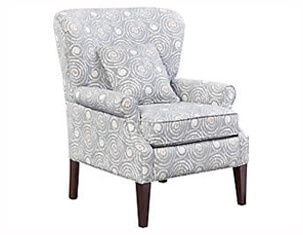 Scarlett IV Accent Wing Chair