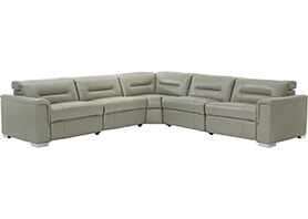 Soto 5-Piece Sectional
