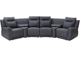 Walsh 5-Piece Sectional