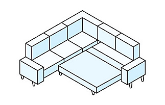 Sleeper sectional diagram