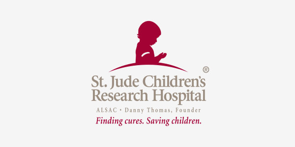 St. Jude's Research Hospital logo