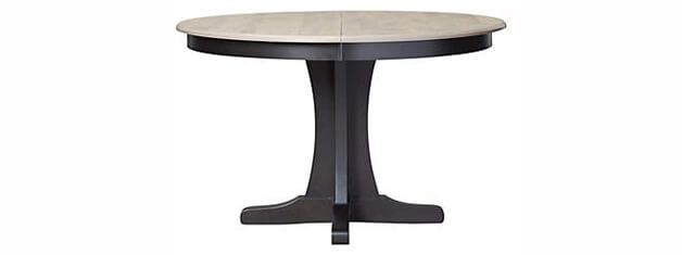 Mason 48 inch Round Sterling Table