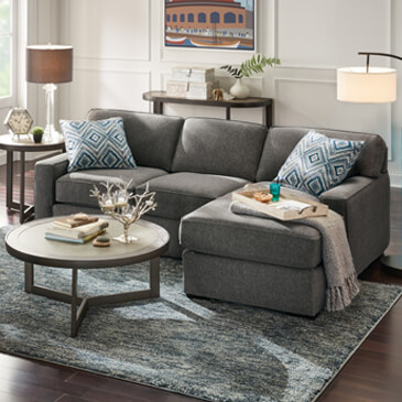 Style Collection Sectionals