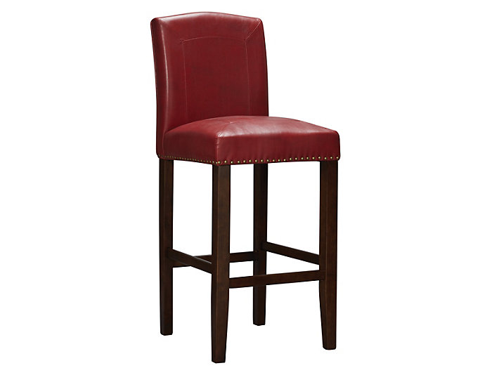 Brianne Red Bar Stool, , large