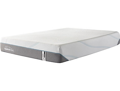 Tempur-Pedic Medium Adapt Queen Hybrid Mattress, , large