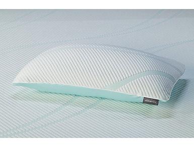 Tempur-Pedic Adapt ProMid + Cooling Memory Foam Queen Pillow, , large