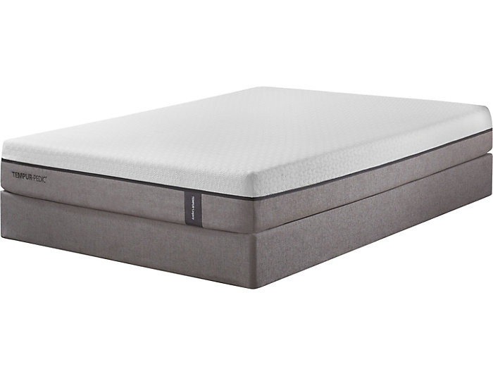 Tempur-Pedic Queen Legacy Mattress Set, , large