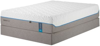 tempurpedic cloud luxe queen mattress set