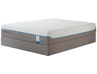 Tempur-Pedic Twin XL Low Profile Supreme Breeze 2.0 Mattress Set, , large
