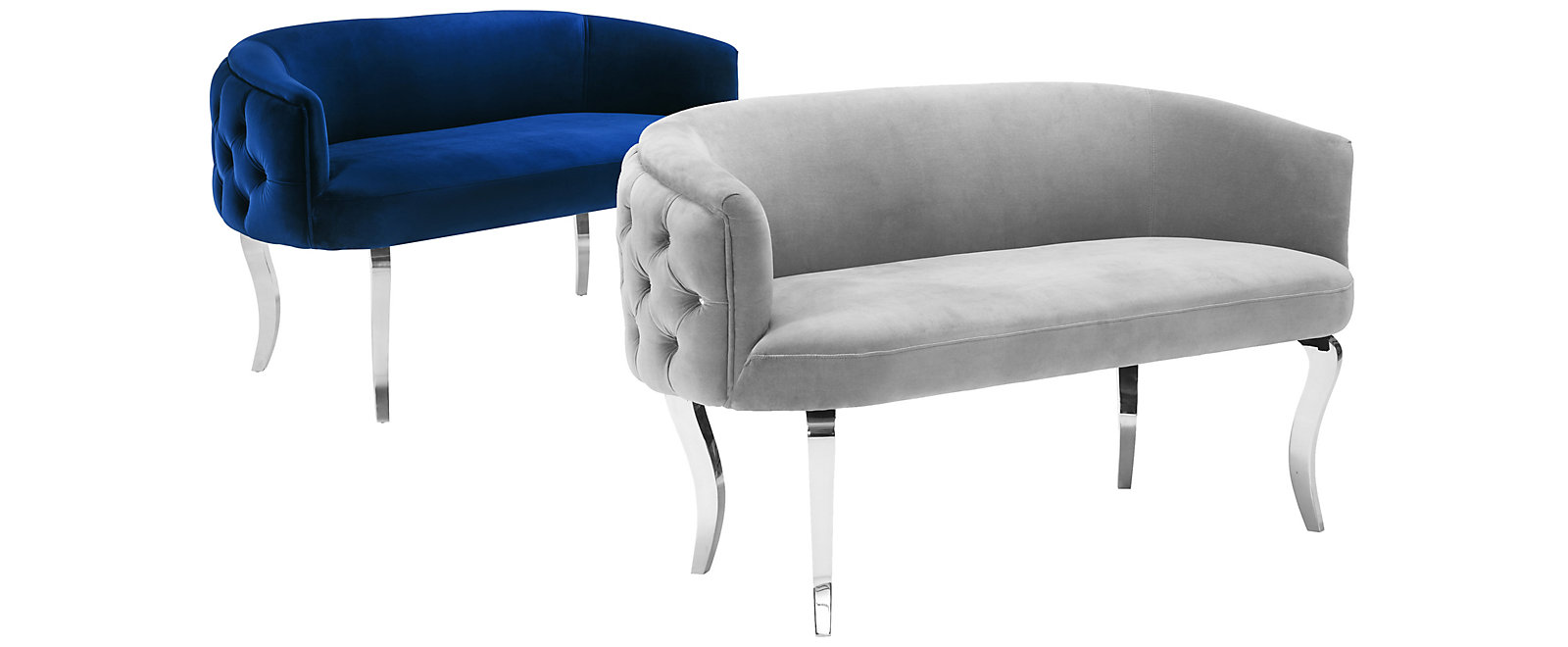 Adina Settee Collection, , large