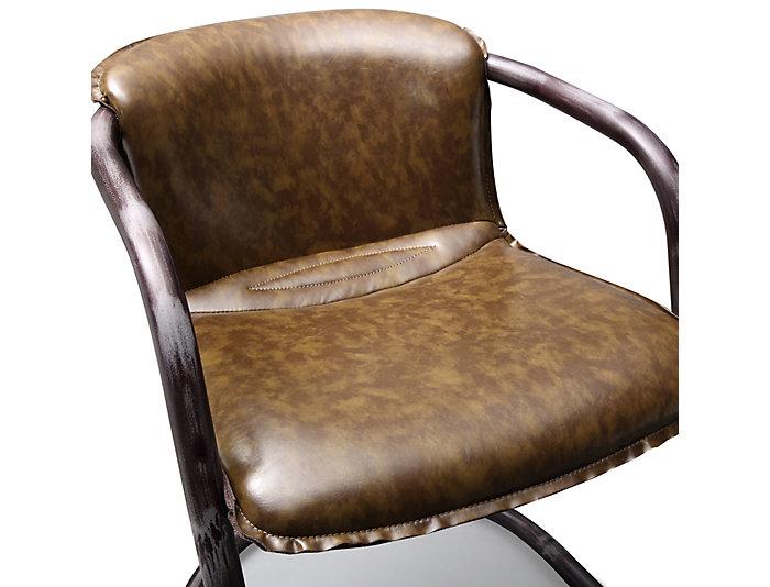 Colt Cognac Chair, , large