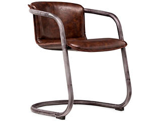 Colt Brown Chair, , large