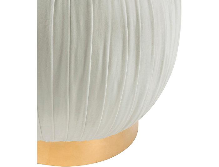 Heather Ottoman, Cream, Cream, large