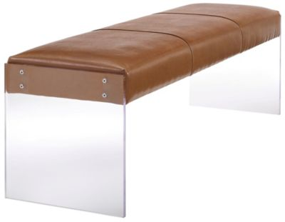 Envy Bench, Brown, swatch