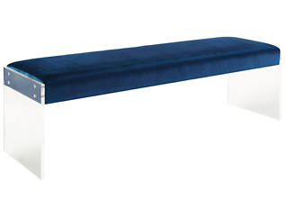 Envy Bench, Blue, large