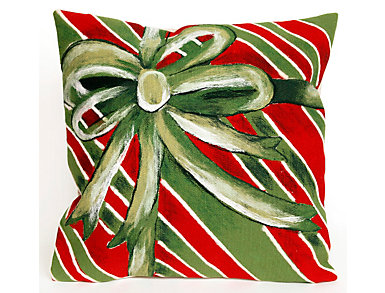 """Gift Box Pillow 20"""" Square, , large"""