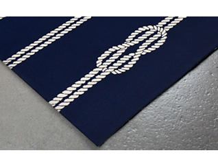 Capri Ropes 2' x 5' Rug, , large