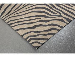Ravella Zebra 2' x 3' Rug, , large