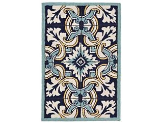 """Ravella Floral Tile 24""""X36"""", , large"""