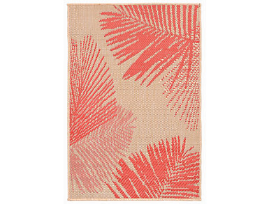 "Palm 23""X35"" Natural Doormat, , large"
