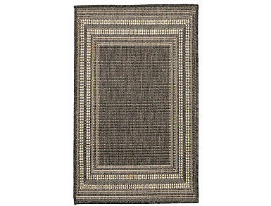 """Etched Border 23""""X35"""" Grey Mat, , large"""