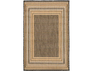 "Etched Border 39""X59"" Rug, , large"