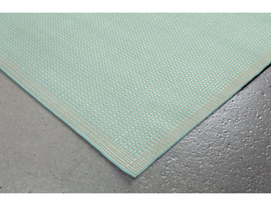 "Terrace Texture Blue 4'10"" x 7'6"" Rug, , large"
