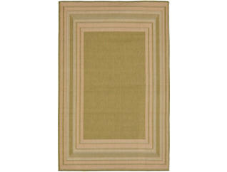 "Etched Border 7 10""X9 10"" Rug, , large"