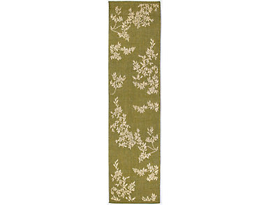 "Terrace Vine Rug 23""X7 6"", , large"