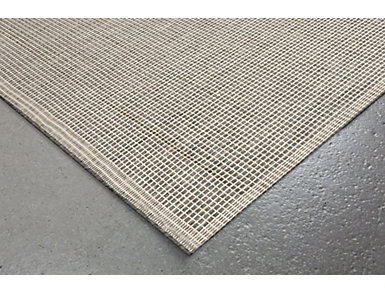 """Terrace Texture Silver 7'10"""" Square Rug, , large"""