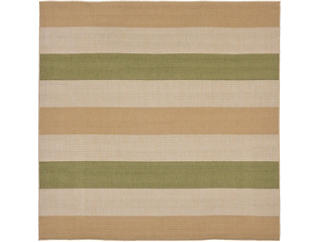 "Multi Stripe 7 10"" SQ Rug, , large"