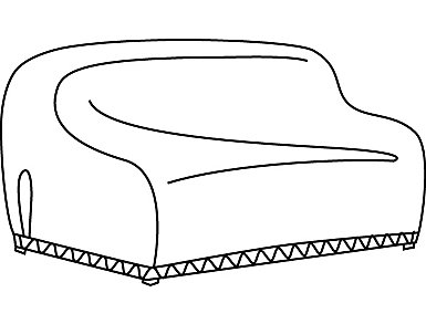 Loveseat Cover X-Large, , large