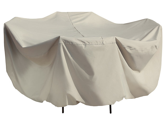 Table & Chairs Cover Round, , large