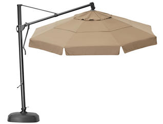 11  Taupe Cantilever Set, , large