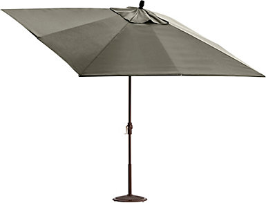 Outdoor Umbrellas And Stands Art Van Home