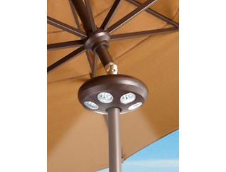Bronze Umbrella Light, , large