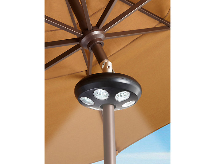 Black Umbrella Light, , large