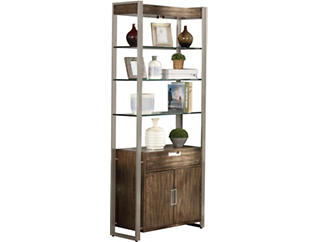 "Soho 80"" Bookcase, , large"