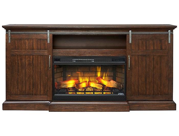 Corbin Media Fireplace, , large