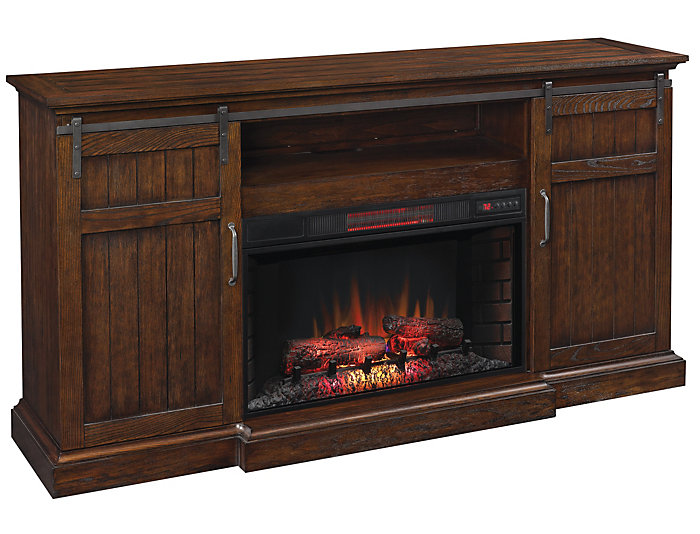 Corbin Media Fireplace, , large