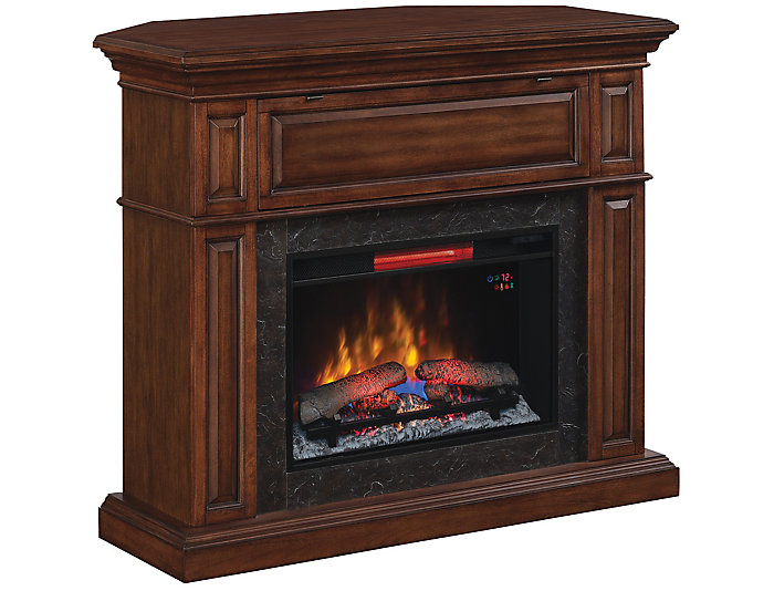 Jackson II Mantel Fireplace, , large