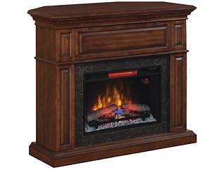 Jackson II Mantel Fireplace, , large