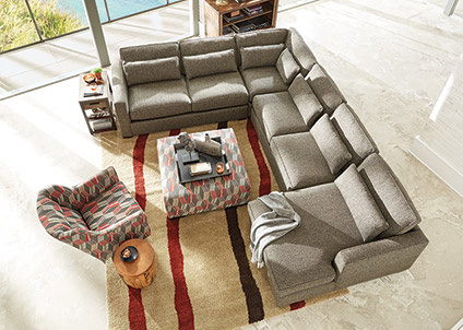 Detroit Sofa Company Collection