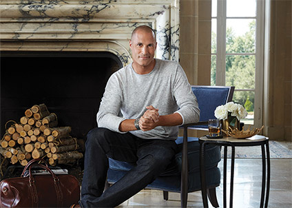 Nigel Barker at Art Van